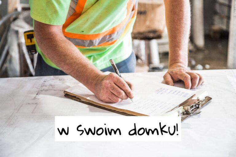 Umowa o roboty budowlane – wzór z omówieniem